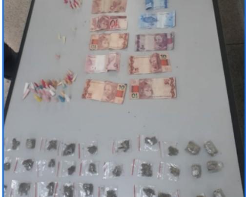 Polícia Militar apreende adolescente por crime de tráfico de drogas em Barueri
