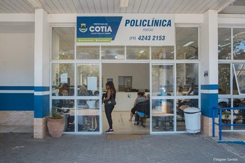 Policlínica do Portão passa a abrir aos sábados para consultas e exames agendados