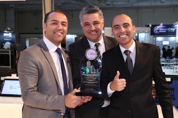 Cidade Inteligente: Barueri recebe mais um prêmio por soluções tecnológicas