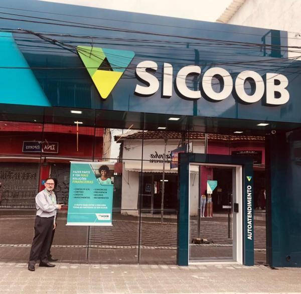 Sicoob Arenito inaugura agência em Cotia