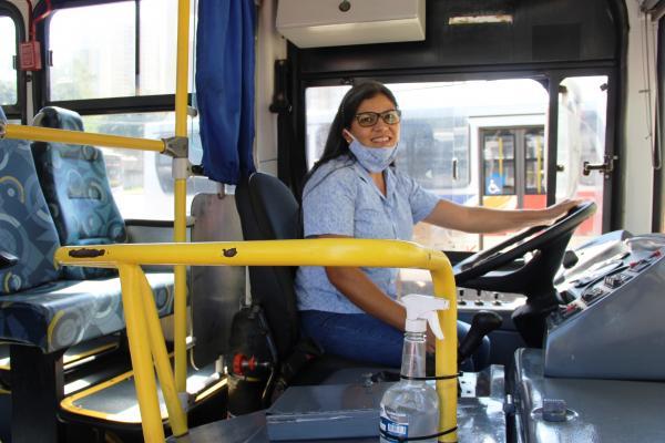 As motoristas de ônibus que fazem a diferença em Barueri