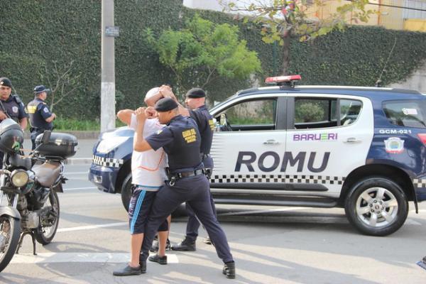 Barueri diminui roubos de veículos e tem 'melhor junho' de sua história