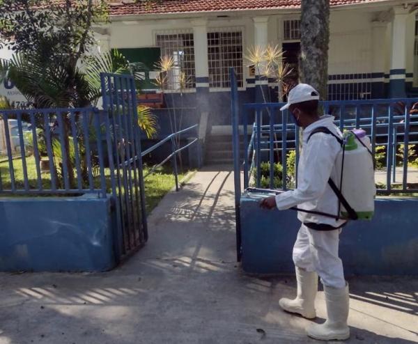 Cotia: Operação Desinfecção percorre a cidade aumentando a proteção contra a Covid-19