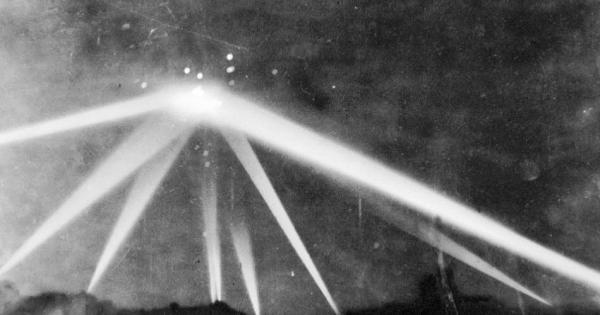 O mistério sobre a batalha de Los Angeles em 1942