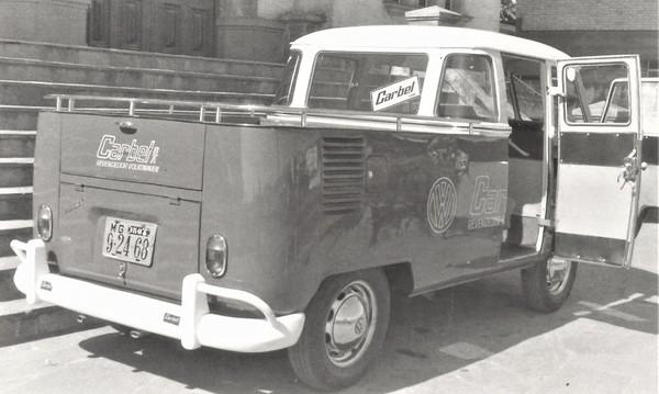 Conheça a versão da Volkswagen Kombi corujinha que só teve uma unidade produzida no Brasil