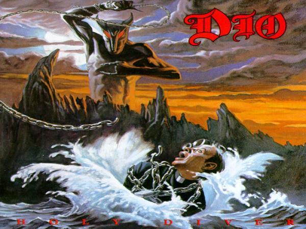 Há 38 anos Ronnie James Dio lançava o épico Holy Diver