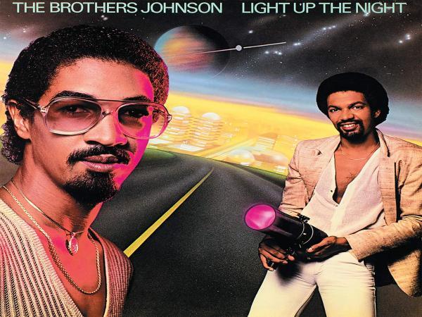 Há 41 anos era lançado esse álbum do Brothers Johnson, um clássico da disco music