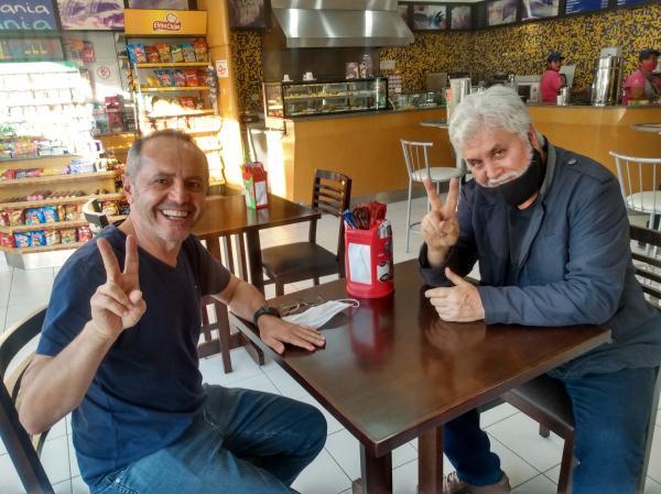 Dr Ailton Ferreira e vereador Dr. Castor juntos, será uma provável dobrada em 2022 ?