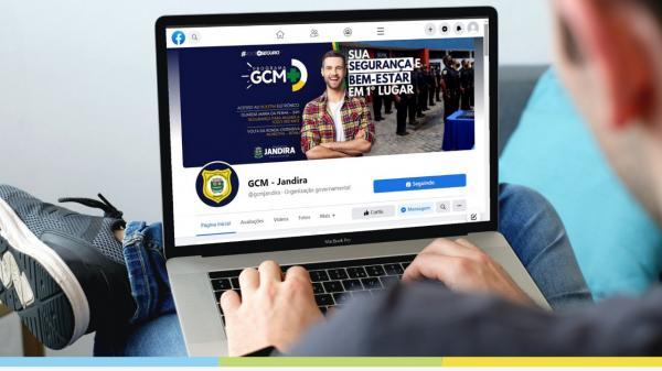 Guarda Civil de Jandira, lança novos canais de comunicação