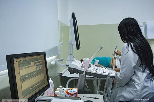 Centro de Diagnóstico de Imagem realiza mais de 4,2 mil ultrassons em três meses