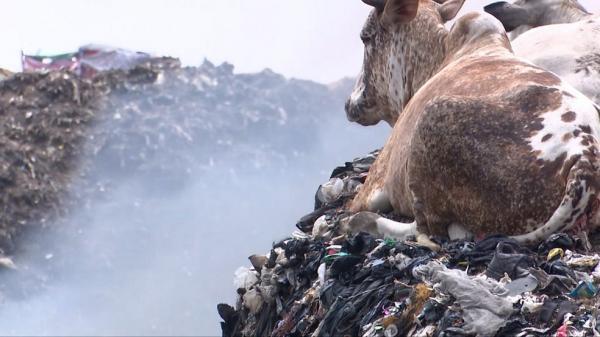 O país que virou 'lixão' de roupas de má qualidade dos países ricos