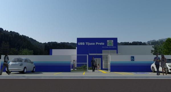 Entrega da revitalização e reforma da UBS Tijuco Preto nesta sexta-feira