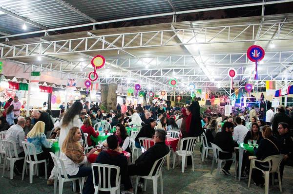 34ª Festa das Nações Granja Viana: o mundo se encontra aqui
